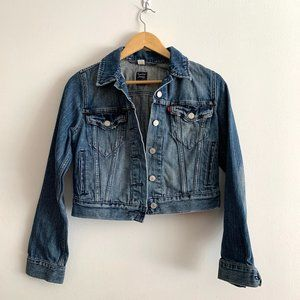 Girls Levi's Jeans Denim Jacket | Jean Jacket